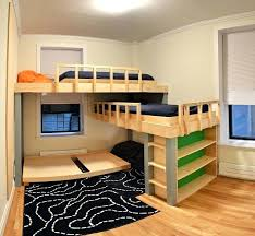 Three Person Bunk Bed Childrens Bunk Beds Toddler Bunk Beds Startcourse Me