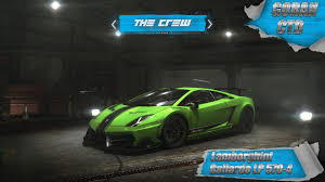 Lamborghini Gallardo Dimensions - the crew tuning lamborghini gallardo lp 570 4 for perf spec