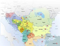 Balkan States Map by Balkans Adrift In 2017 Bulgaria Analytica