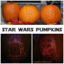 29 cool star wars pumpkin ideas to put some force into your halloween