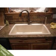 Kitchen Sink Retailers Discobath Blanco 440196 Diamond Biscuit Super Single Bowl