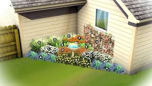Corner Garden Ideas Corner Garden Ideas Central Garden Plan Small Corner Lot