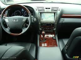 lexus ls interior black interior 2009 lexus ls 460 l photo 37371793 gtcarlot com