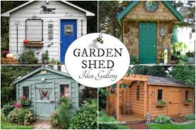 Garden Building Ideas Charming Garden Sheds From Rustic To Modern Empress Of Dirt