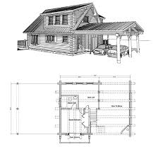 small log home plans with loft house plans and design house plans single story with loft 1 5