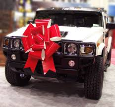 new car gift bow car bows used by bmw lexus mercedes cadillac and general motors