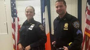 daughter of nypd cop killed on 9 11 joins force makes 3 arrests