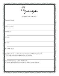 consultation form mugeek vidalondon makeup artist contract bridalhaircotract wedding hair date brides xdbetnp contract template
