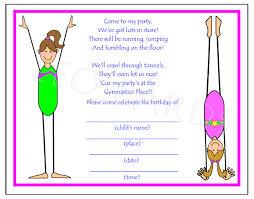 blank invitations girl fill in the blank invitations