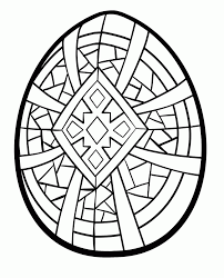 empty easter basket coloring page kids coloring