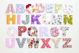 themed letters alphabet letters mamacheemamachee