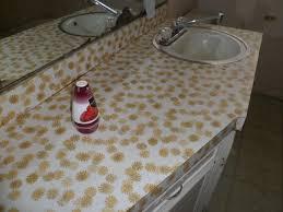 Bathroom Vanity Sales Original Vintage Formica Laminate Bathroom Vanity Counter Top 1950