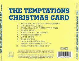 temptations christmas album christmas card the temptations songs reviews credits allmusic
