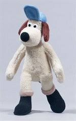 Wallace And Gromit Hutch This Just In Wallace U0026 Gromit Plush Dolls From Mcfarlane