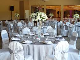 table covers for weddings silver table cloth white chair covers wedding search