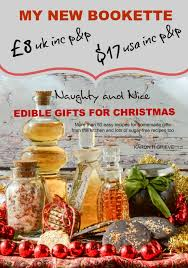 Edible Gifts My New Bookette Naughty And Nice Edible Gifts For Christmas Larder