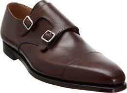 light brown monk strap shoes crockett jones crockett jones lowndes double monk strap shoes dark