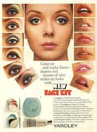 The Makeup Artist Handbook Women U0027s 1960s Makeup An Overview Hair And Makeup Artist Handbook
