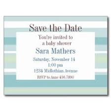 baby shower save the date baby shower save the date pink and brown girl personalized invite
