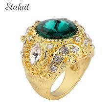 aliexpress buy new arrival fashion rings for men aliexpress buy luxury big artificial jewelry vintage wedding