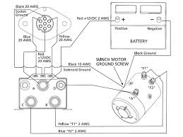 warn 8274 wiring diagram warn wiring diagrams instruction