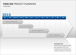 project management timeline template powerpoint office timeline