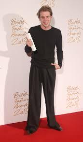 British Fashion Awards 2013 Pictures jw anderson world wardrobe