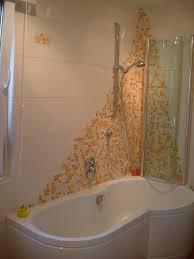 mosaik im badezimmer ideen ehrfürchtiges badezimmer mosaik modern mosaik fliese bad
