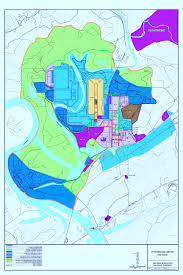 Oak Ridge Tennessee Map by Historic Preservation