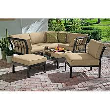 Patio Furniture Clips Best Choice Products 7pc Outdoor Patio Garden Furniture Wicker