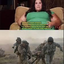 Fat Women Memes - 27 cases of fat logic gallery ebaum s world