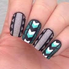 65 winter nail art ideas tribal designs design and aztec nails