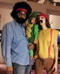 Halloween Costumes Pairs 25 Cheech Chong Costumes Ideas Dog Spider