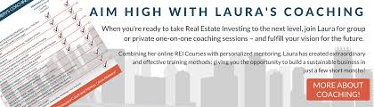 real estate investing mentor laura alamery rei courses coaching