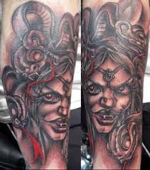 vegas medusa tattoo design in 2017 real photo pictures images