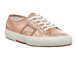 buy rose gold cometu superga 2750 trainers from office co uk