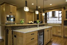 Pendant Lighting Kitchen Island Portland Brick Backsplash Tiles Basement Contemporary With Pull