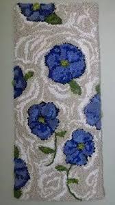 Wool Hand Hooked Rugs 1120 Best Rug Hooking Florals Fruit Images On Pinterest Rug