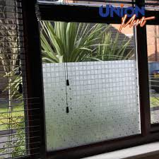 Interior Window Tinting Home Frosted Window Film Privacy Door Glass Vinyl Tint Self Adhesive