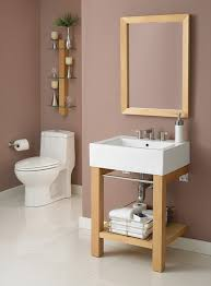 Bathroom Vanities And Sinks For Small Spaces Small Bathroom - Bathroom sinks and vanities for small spaces 2