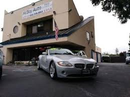 bmw z4 safety rating used 2003 bmw z4 for sale pricing features edmunds