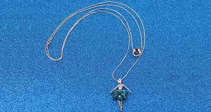 fairy crystal necklace images Pendant luxurious fairy crystal necklace impetlover jpg