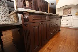 custom built kitchen island custom built kitchen islands say goodbye to ill planned design