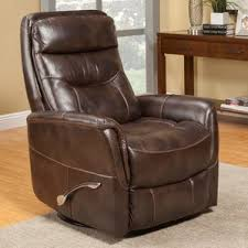 Reclining Leather Armchair Recliners You U0027ll Love Wayfair
