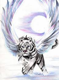 white tiger by lucky978 on deviantart
