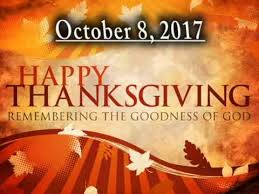 tcpc october 8 2017 thanksgiving service worship sermon