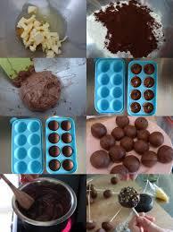 recette de cuisine cake cake pops tout chocolat moule en silicone la cuisine de micheline