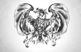philippines eagle tattoo superior black and white eagle tattoo design by iamaxiom