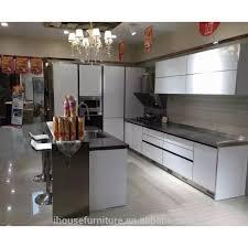 German Kitchen Cabinets Manufacturers High Gloss Acrylic Board German Kitchen Cabinet High Gloss