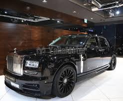 used rolls royce phantom mansory body kit 2013 car for sale in